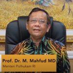 Mahfud MD : Junjung Terus Jiwa Aktivis Kampus Perjuangan