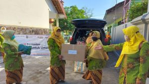 "Aisyiyah Jawa Timur Kampanyekan ""Tetap Bermasker"""