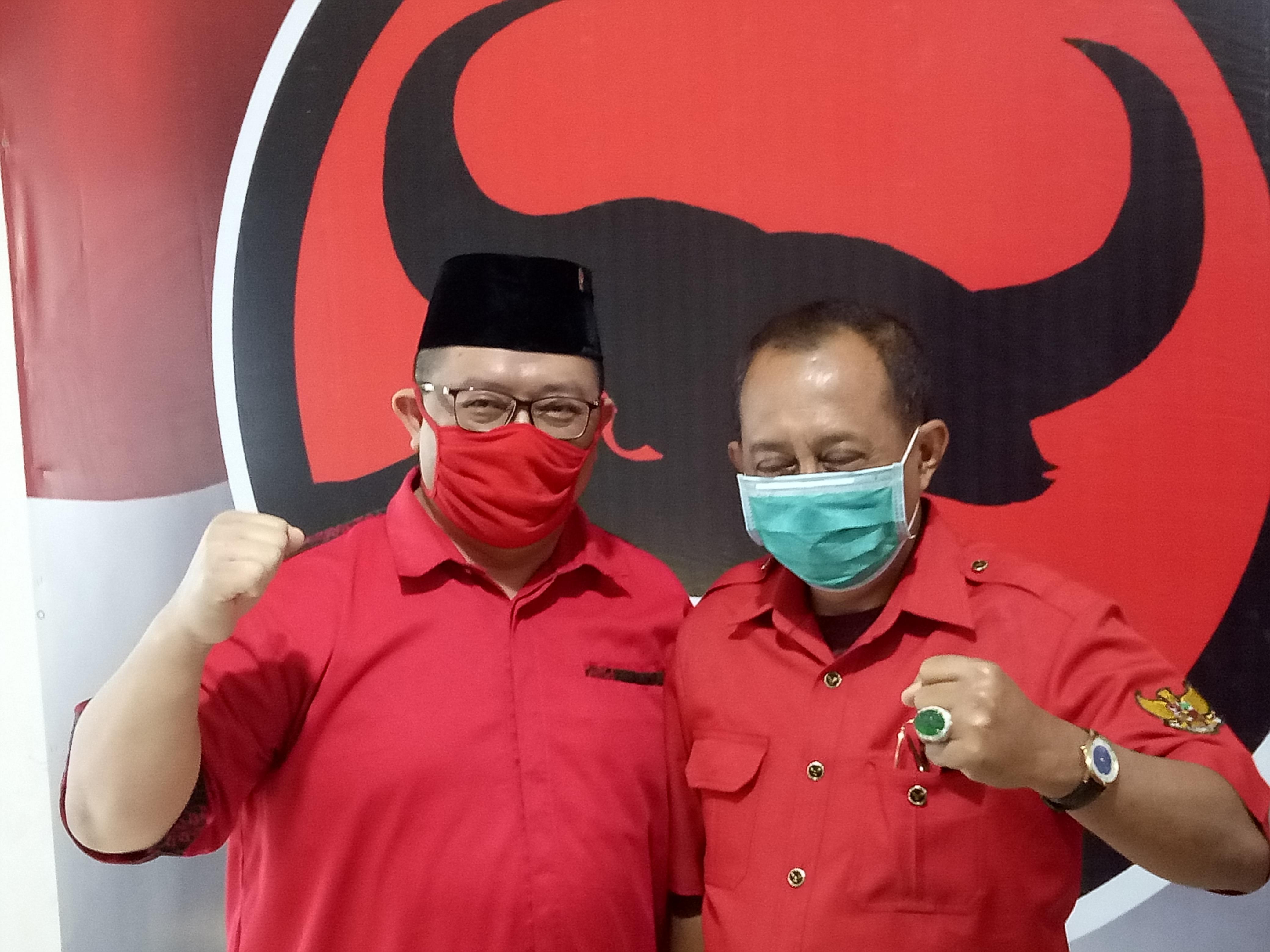 Ikut Pilkada Surabaya, PDI Perjuangan Jatim Siapkan PAW Armuji dari Anggota DPRD