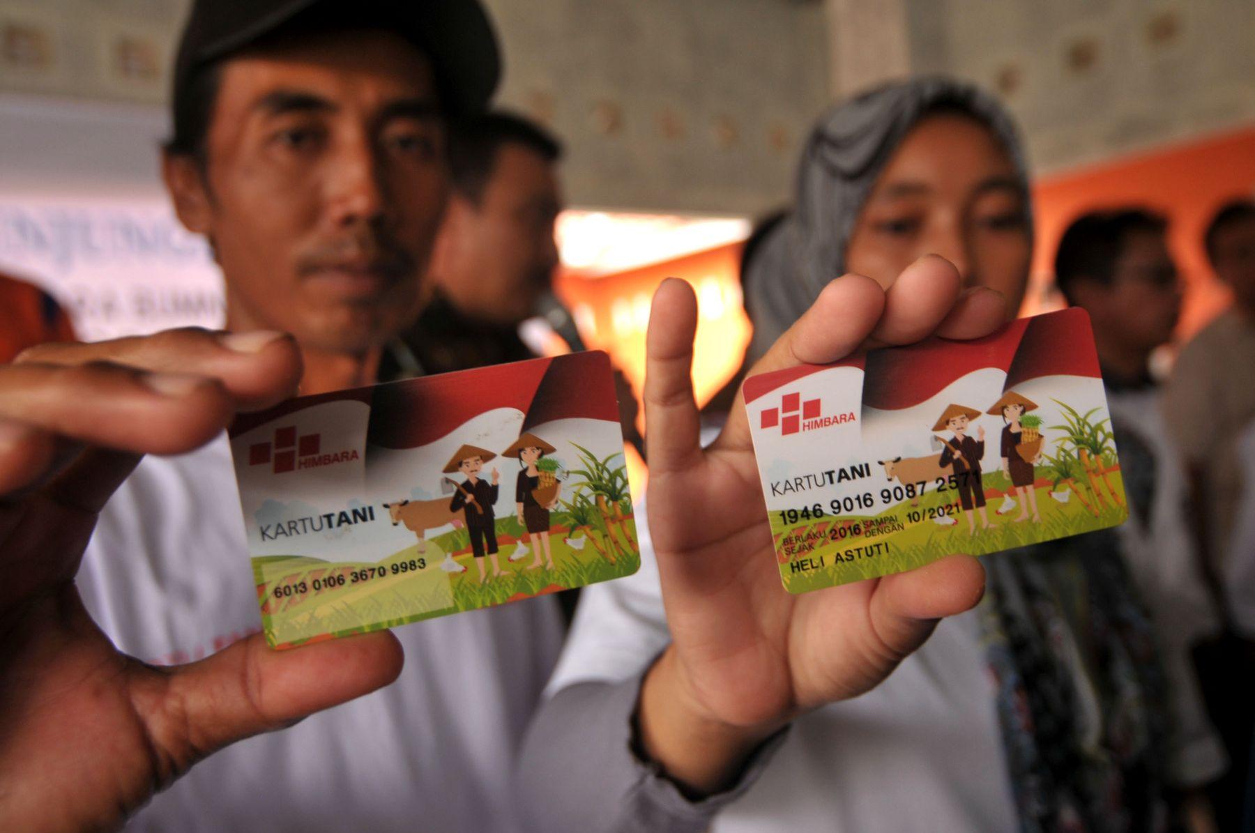 Kartu Tani, Identitas Petani untuk Akses Pupuk Bersubsidi