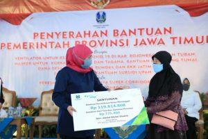 Pemprov Kucurkan Rp1,5 Miliar untuk Program Jatim Puspa