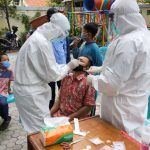 Pemkot Surabaya Masifkan Tes Swab di Lingkungan Pondok Pesantren