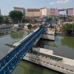 Jembatan Joyoboyo Ditargetkan Rampung November 2020