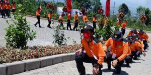 Diklat SAR Baguna, Kusnadi: Tak Hanya Latih Kekuatan Fisik, Juga Hati Nurani