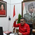 Pilkada Surabaya, Hasto : Menangkan Hati Rakyat
