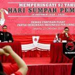 Sambut Peringatan Hari Sumpah Pemuda, Ini Pesan Megawati Soekarnoputri