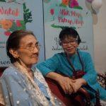 Usia 90 Tahun, Soendari Berbagi Resep Tidak Pikun