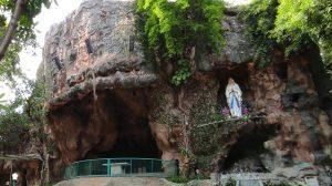 Gua Maria Lourdes Pohsarang Kediri Kembali Dibuka