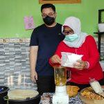Dito Kunjungi Kampung Jamu Tradisional