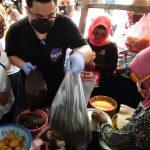 Serap Aspirasi, Dito Blusukan ke Pasar