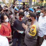 Polda Jatim Kembalikan 620 Pendemo yang Ditangkap Pada Pihak Keluarga