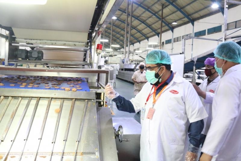 Produk Biskuit Jatim Berhasil Tembus Pasar Dunia