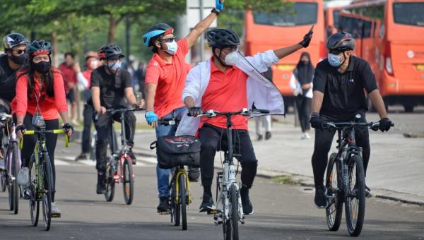 Antar Moda yang Terintegrasi Jadi Aspek Penting Tingkatkan Minat Masyarakat Bersepeda