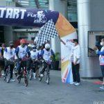 Virtual Fun Bike, Sosialisasikan Penggunaan Sepeda yang Berkeselamatan