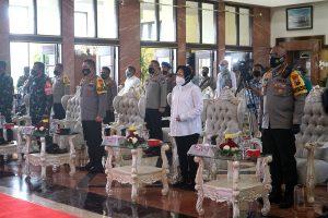 Deklarasi Jogo Suroboyo Damai bersama Seribu Elemen Masyarakat