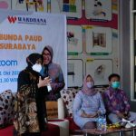 Pesan Risma saat Temui Bunda PAUD se-Surabaya
