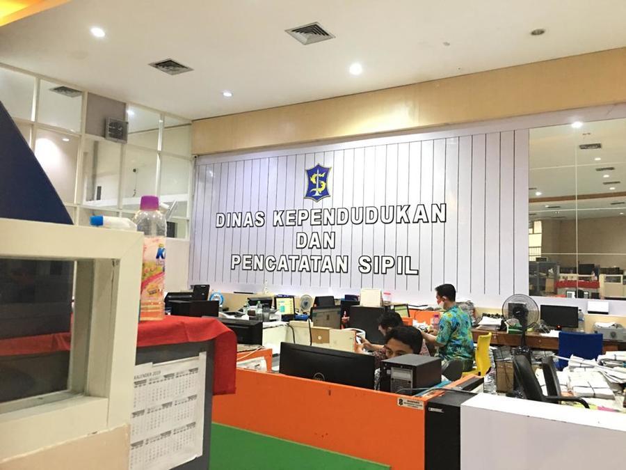 Urus Empat Layanan Adminduk Cukup di Kantor Kelurahan