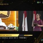 Jawa Timur Raih Penghargaan Terminal Sehat Tipe B