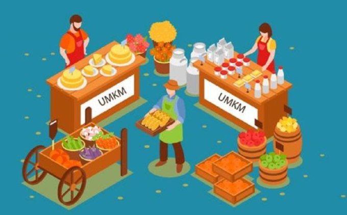 Cara Pemkot Surabaya Berdayakan UMKM di Tengah Pandemi
