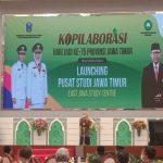 Khofifah Resmikan Pusat Studi Jawa Timur