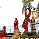 East Java Fashion Harmony Usung Keindahan Batik Gringsing