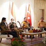 Ketua MPR Temui Masyarakat Indonesia di Turki