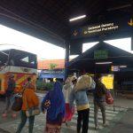 Libur Panjang, Begini Situasi Terminal Purabaya