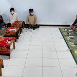 Dito Didukung Keluarga Besar Ponpes