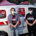 Bantuan Ambulance, Langkah Awal Terwujudnya Program Mobil Siaga
