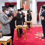 Presiden Anugerahkan Gelar Pahlawan Nasional kepada Enam Tokoh
