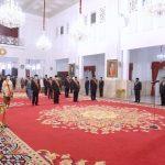 Presiden Anugerahkan Tanda Kehormatan Bintang Mahaputera dan Bintang Jasa bagi 71 Tokoh