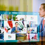 Jokowi Dorong Akses Vaksin Covid-19 Dibuka Bagi Semua Negara