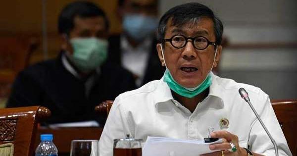 Pemerintah akan Bangun Tiga Lapas Khusus Narapidana Teroris di Nusakambangan