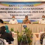 Jelang Nataru, Disperindag Jatim Jaga Ketersediaan dan Stabilisasi Harga Bapok
