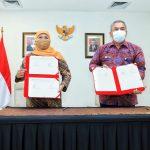 Khofifah Gandeng BPKP Jatim untuk Perkuat Pengawasan Pemerintahan