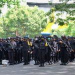 2.325 Personel Siap Amankan Pilkades Serentak di Sidoarjo