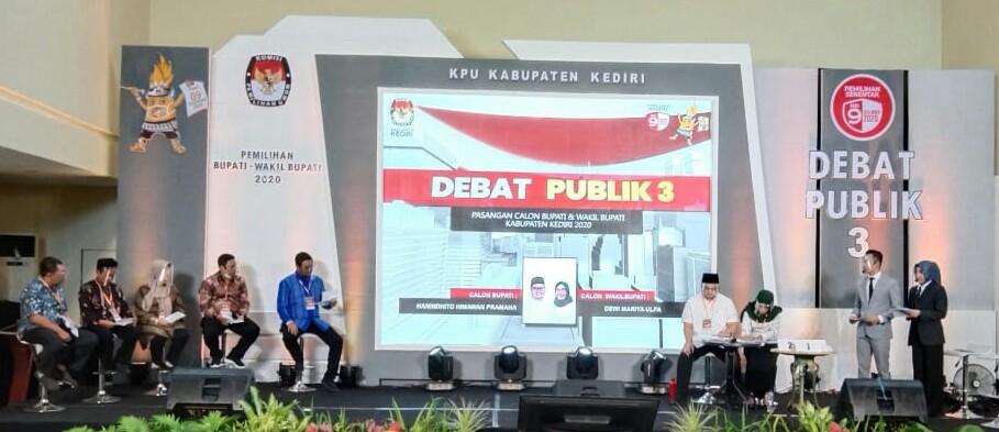 Dito-Dewi Janji Akomodir Penyandang Disabilitas