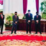 Ini Program Kerja Enam Menteri Baru Kabinet Indonesia Maju