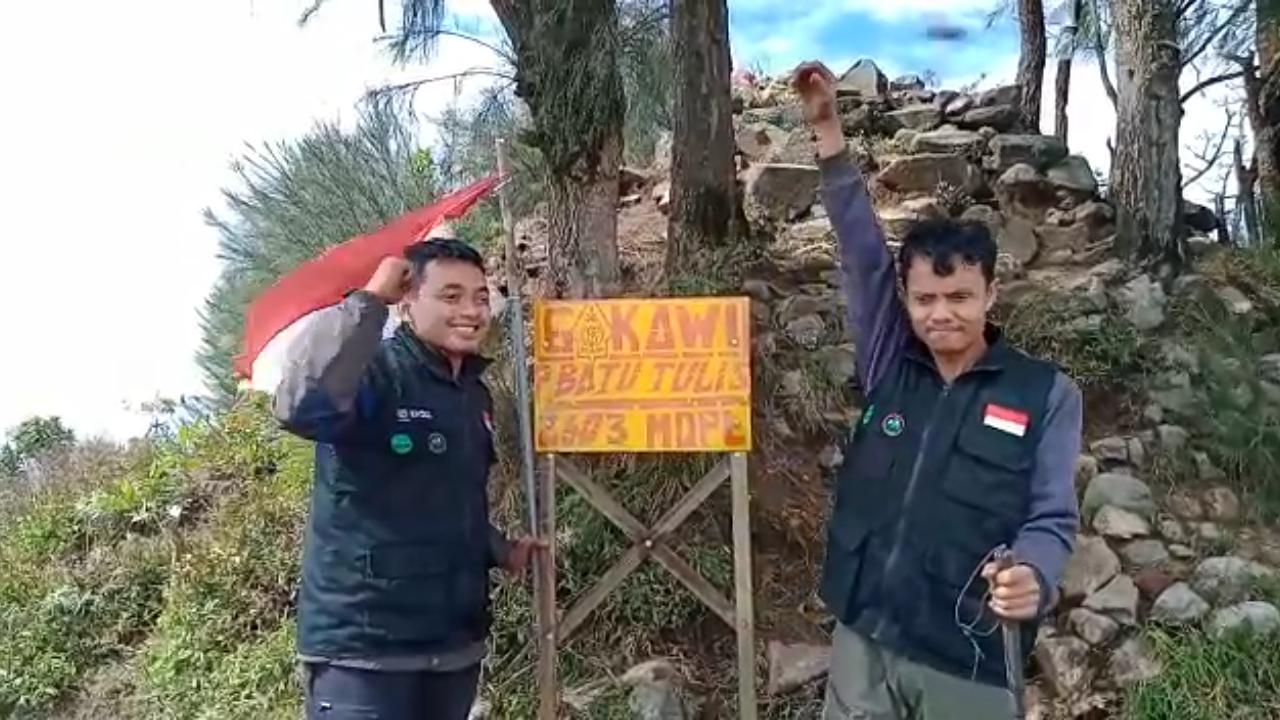 Taklukkan Puncak Gunung Kawi, Pembuktian Diri Penyandang Disabilitas