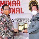 Mahfud MD : Perlu Peran Seluruh Stakeholder Kelola Wilayah Kedaulatan Laut Indonesia