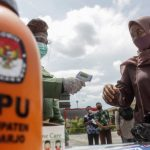 KPU Sidoarjo Optimistis Partisipasi Pemilih Pilkada Capai 70 Persen