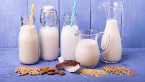 Kenali Jenis-jenis Susu Nabati dan Manfaatnya