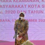 Jelang Nataru, Forpimda Surabaya Komitmen Jaga Kondusifitas Kota