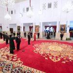 Enam Menteri Baru Kabinet Indonesia Maju Resmi Dilantik