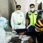 Libur Nataru, Budi Karya Tinjau Penerapan Prokes di Bandara Soetta