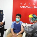 Khofifah Minta Penambahan Fasyankes dan Vaksinator untuk Percepatan Vaksinasi Covid-19