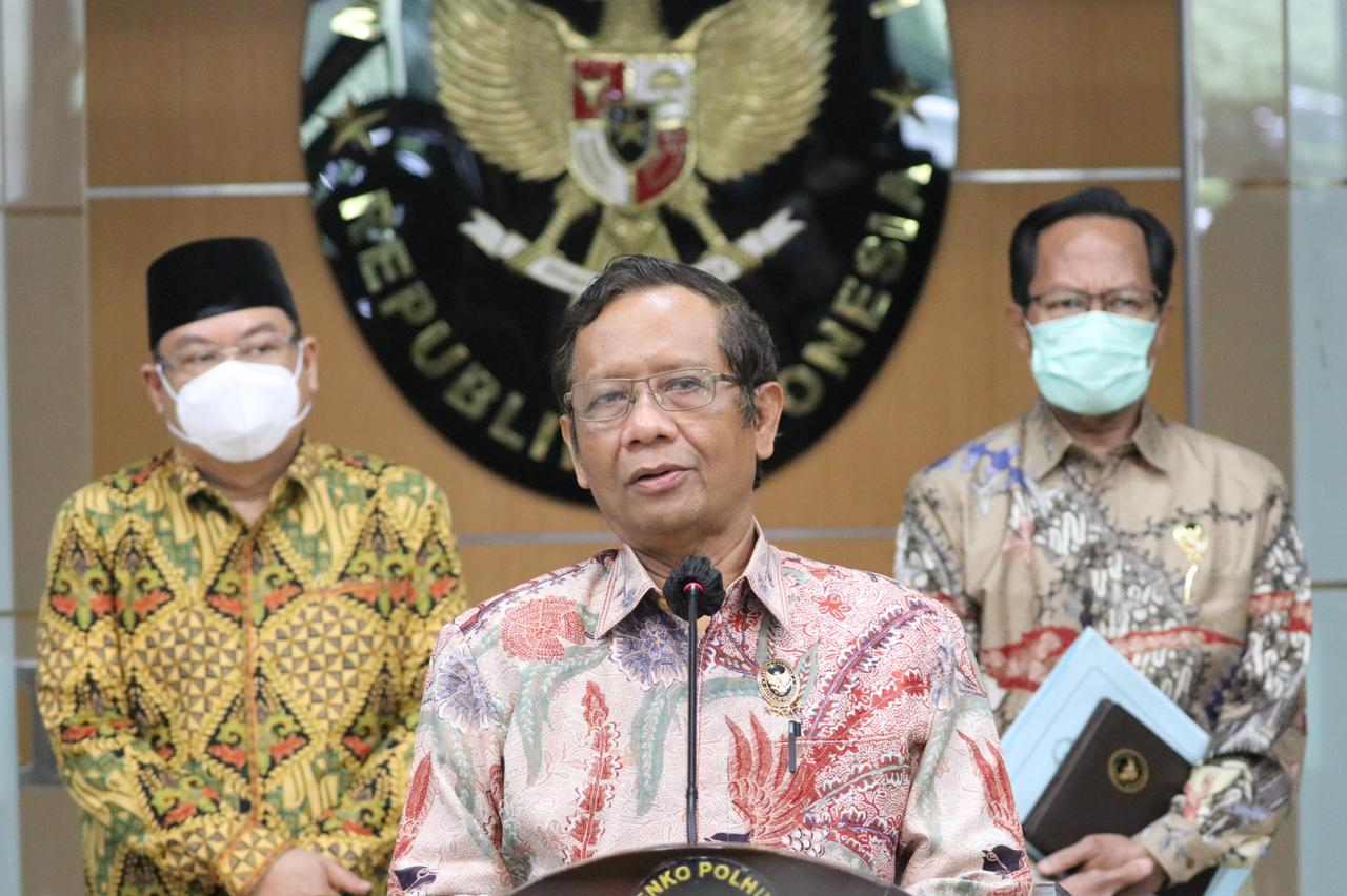 Presiden Minta Rekomendasi Komnas HAM Tentang Kejadian Laskar FPI Ditindaklanjuti