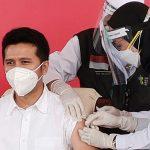Jawa Timur Mulai Lakukan Vaksinasi Covid-19