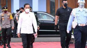 Presiden akan Tinjau Lokasi Terdampak Bencana di Kalimantan Selatan