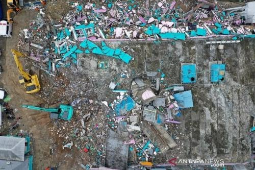 Hingga Minggu Keempat Januari 2021, Terjadi Sebanyak 185 Bencana di Tanah Air
